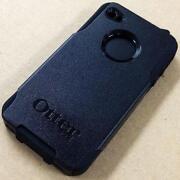 iPhone 4 Otterbox Commuter Black