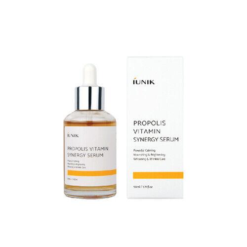 как выглядит iUNIK Propolis Vitamin Synergy Serum 50ml фото