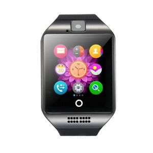 ⭐BRAND NEW SMARTWATCH PHONE⭐- Q18- Android + iOS - MP3 Player