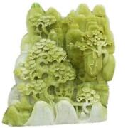 Antique Jade Statue