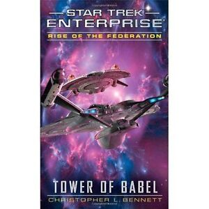 Rise-of-the-Federation-Tower-of-Babel-by-Christopher-L-Bennett-Paperback