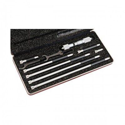 Starrett 823cz Tubular Inside Micrometer 4-24 Range .001 Graduation