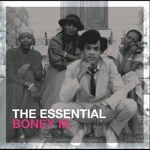 BONEY M ESSENTIAL 2 CD NEW