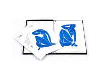 HENRI MATISSE - Blue Nude portfolio - set of four prints with presentation box- c2014 (Tate, London)