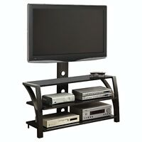 Z-Line Fiore TV Stand w/Integrated Mount for Up To 65in-NEW