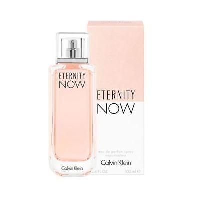 Calvin Klein Eternity Now For Women Eau De Parfum, 100 Ml