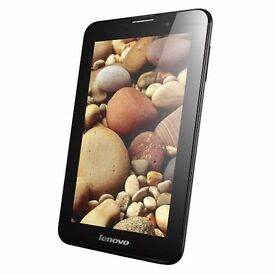 7-inch Lenovo A3000 Android Tablet - Black - 16GB