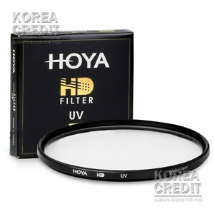 NEW Genuine HOYA HD UV 72mm Filters HD-UV Digital High Definition Lens Protector