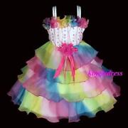 Girls Party Dresses Size 4