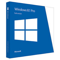 Microsoft Windows 8.1 Pro - English