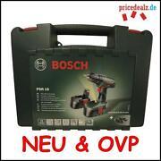 Bosch PSR 18 AKKU