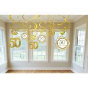 50th Anniversary Decorations