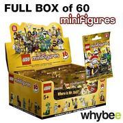 Lego Minifigures Series Box