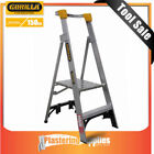 Gorilla Ladders Platform Ladder Ladders