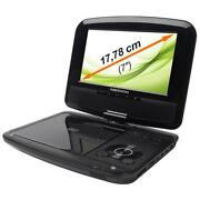 Portabler DVD Player DVB T