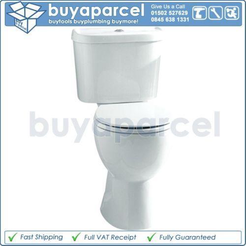 Comfort Height Toilet Toilets For Disabled Amp Elderly Ebay