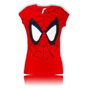 Womens Spiderman T Shirt