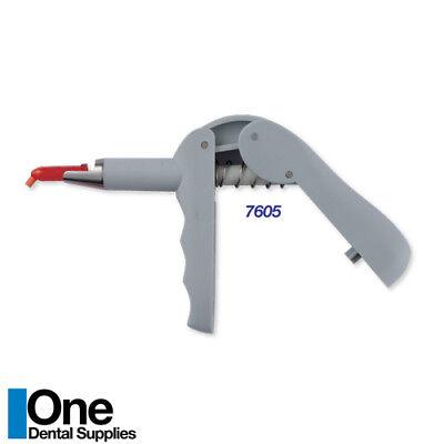 Dental Composite Syringe Gun With Tubes Plugs