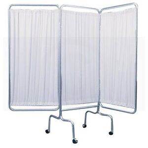 3Panel Medical privacy dividers