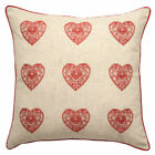 Embroidered Christmas Vintage/Retro Decorative Cushions