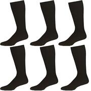 Mens Black Dress Socks