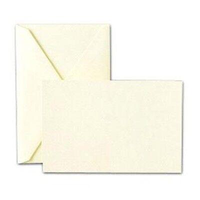 Correspondence Envelopes - Crane & Co. Ecru Correspondence Cards & Envelopes (CC3116)
