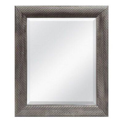 Rectangular Wall Mirror Modern For Bathroom Vanity Mount Fra