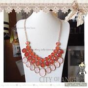 Tri Color Necklace
