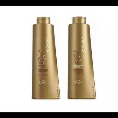 Brand New Joico K-Pak Color Therapy Shampoo and Conditioner Duo 33.8