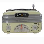 Retro Portable Radio