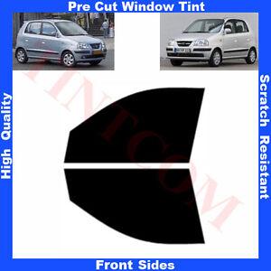 Pellicola-Oscurante-Vetri-Auto-Anteriori-per-Hyundai-Atos-5P-2003-2008-da5-a70