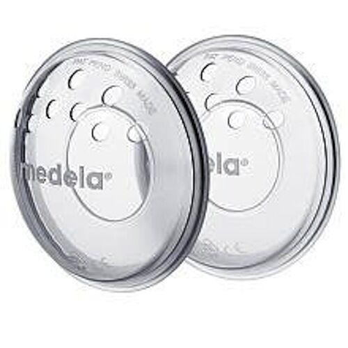 MEDELA - SOFTSHELLS FOR INVERTED NIPPLES, PAIR/BOX. #80220. NEW