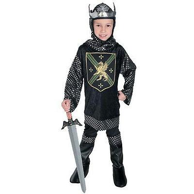 Renaissance Faire Warrior King Medieval Child Costume Size - Medieval Warrior King Kostüm