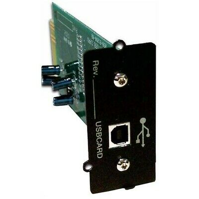 Emerson network Power Carte Intellislot USB Adapter Card