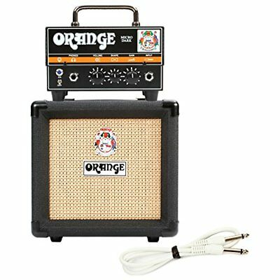 Orange Micro Dark Terror Hybrid Amp Head Mini Stack Combo w