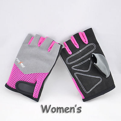MaxxMMA Gym Weight Lifting Gloves, for Women, size M