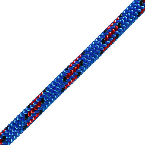 Blue Moon Yale 11.7mm Rope, 24 Strand,120,150,200ft