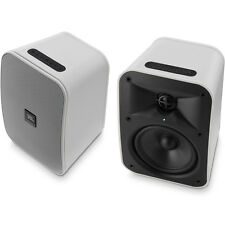 JBL Control X Bluetooth Wireless Speakers (PAIR) Indoor / Outdoor - White NEW!