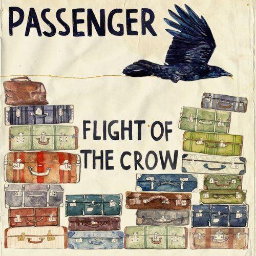 PASSENGER - FLIGHT OF THE CROW  (CD) Sealed