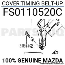 FS0110520C Genuine Mazda COVER,TIMING BELT-UP FS01-10-520C