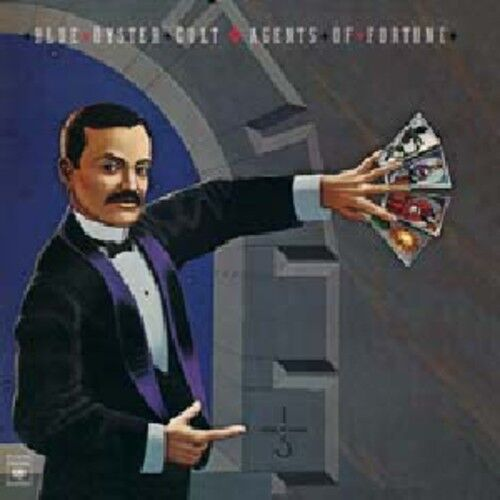 Blue yster Cult - Agents of Fortune [New CD] Ltd Ed, Mini LP Sleeve, Rmst, Colle