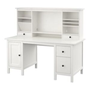 IKEA Hemnes Desk - White