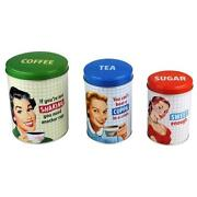 Retro Storage Jars