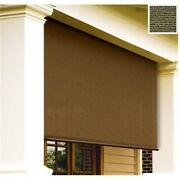 Exterior Roll Up Shade