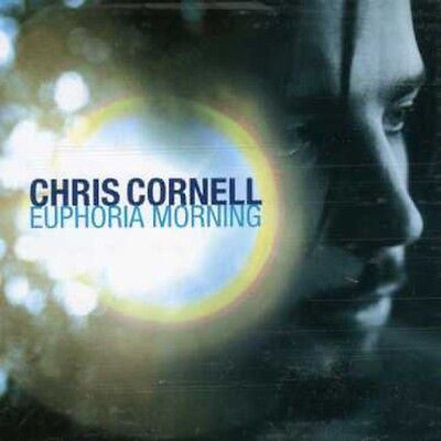 Chris Cornell   Euphoria Morning  New Cd  Bonus Track  England   Import
