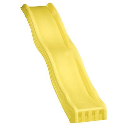 Swing-N-Slide Yellow Cool Wave Slide
