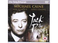 Jack The Ripper DVD Promo The Daily Telegraph Michael Caine Jane Seymour