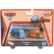 Disney Cars Wood Collection