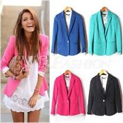 Puff Sleeve Jacket