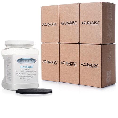 Azuradisc Case of 6 Policool 3.2 Kits